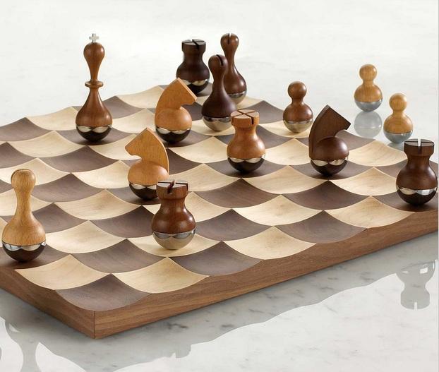 ajedrez de diseño