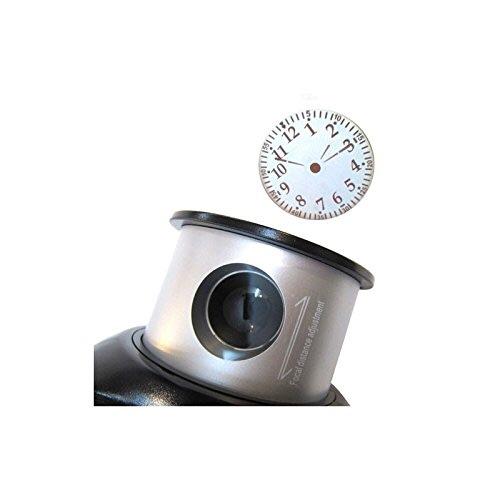 Proyector de reloj analógico
