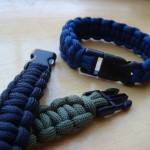 Pulsera de supervivencia paracord