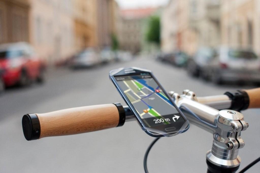 soporte de bici universal para smartphone