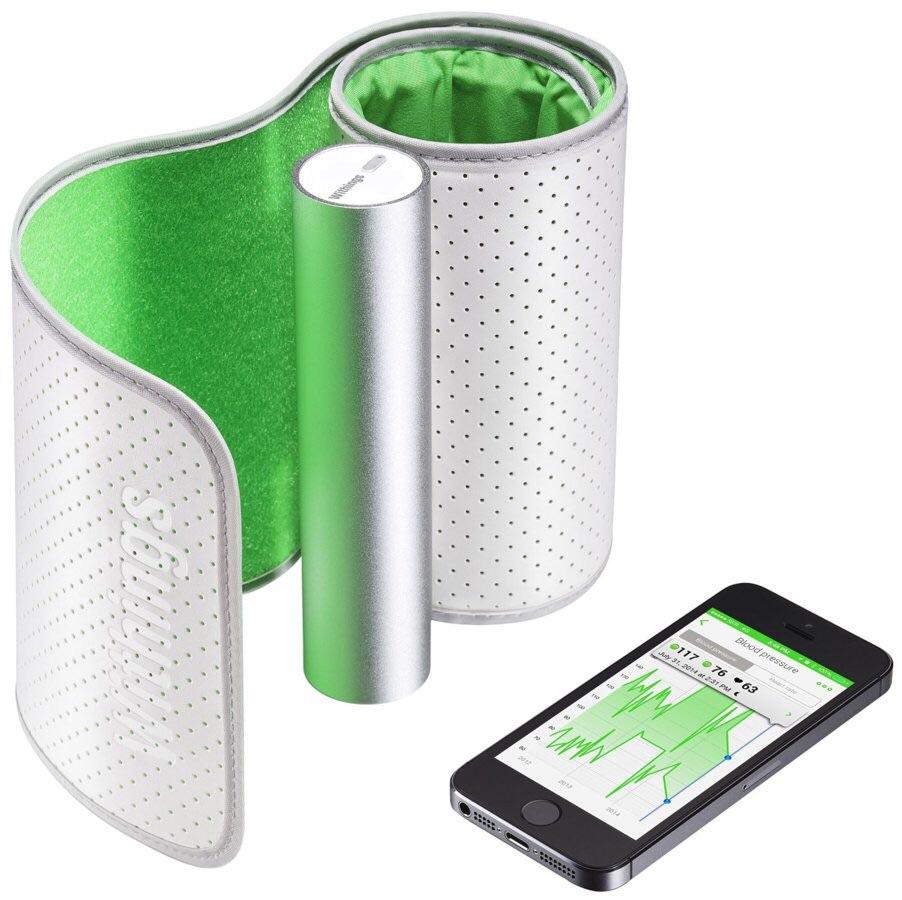 Tensiometro para smartphone