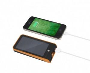 Cargador solar de baterias