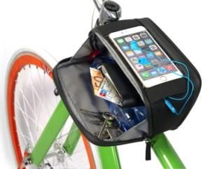 bolsa bicicleta gadgets